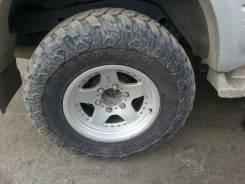 Maxtrek Mud Trak. Грязь AT, износ: 20%, 4 шт