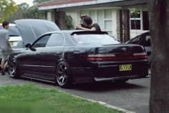Обвес кузова аэродинамический. Toyota Chaser, GX90, JZX90