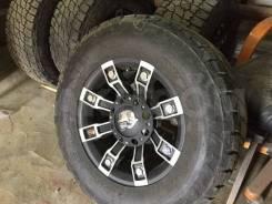 Продам комплект колес. 9.0x18 6x135.00, 6x139.70 ET0 ЦО 108,0мм.