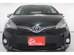 Toyota Vitz. вариатор, передний, 1.5, бензин, 25 000 тыс. км, б/п. Под заказ