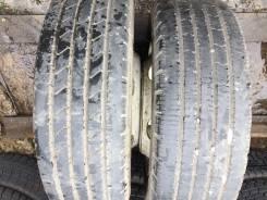 Bridgestone R202. Летние, 2004 год, износ: 10%, 2 шт