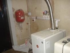 Монтаж отопления, водоснабжения, канализация.