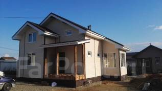 Проект дома из СИП- панелей Интер. 100-200 кв. м., 2 этажа