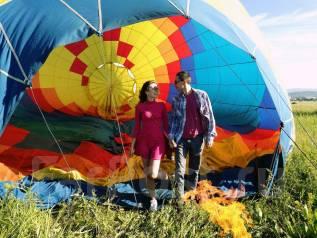 Полеты на воздушном шаре. Владивосток, Артем, Уссурийск, Находка