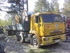 Камаз 65116. Продается полуприцеп, 10 850 куб. см., 22 850 кг.