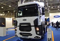 Ford Cargo. Седельный тягач 1848T, 12 700 куб. см., 18 000 кг.