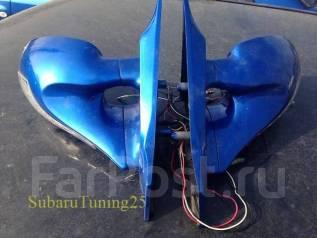 Зеркало заднего вида боковое. Subaru Impreza WRX STI, GDB, GGB