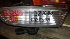 Повторитель поворота в бампер. Toyota Cresta, JZX90