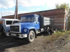 ГАЗ 3307. Газ 3307, 3 000 куб. см., 4 000 кг.