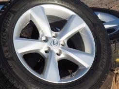 Lexus. 7.5x18, 5x114.30, ET35, ЦО 60,1мм.