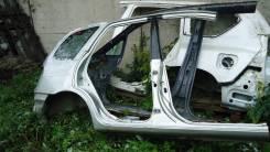 Порог пластиковый. Toyota Corolla Spacio, AE111, AE111N Двигатель 4AFE