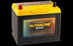 Alphaline. 75 А.ч., Прямая (правое), производство Корея