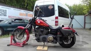 Harley-Davidson Dyna Wide Glide. 1 579 куб. см., исправен, птс, с пробегом