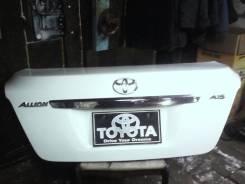 Крышка багажника. Toyota Allion, NZT260 Двигатели: 1NZFE, 1NZ