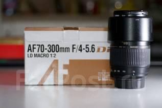 Tamron AF 70-300 1:4-5.6 for Nikon ! Низкая Цена ! Магазин Скупка 25. Для Nikon, диаметр фильтра 62 мм