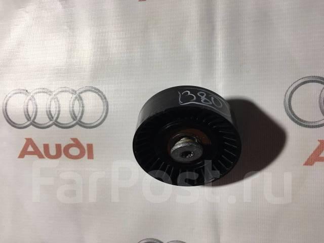 Обводной ролик. Audi: A6 allroad quattro, Q5, S6, Quattro, Q7, S8, S5, S4, Coupe, A8, A5, A4, A7, A6 Двигатели: ASB, AUK, BNG, BPP, BSG, BVJ, CANC, CA...