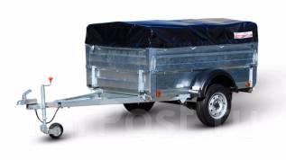 Курганские прицепы Крепыш. Г/п: 550 кг., масса: 750,00кг.