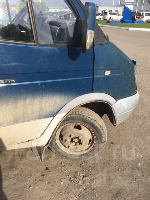 ГАЗ Газель. Продается Газель фургон 2006 год, 2 900 куб. см., 1 500 кг.