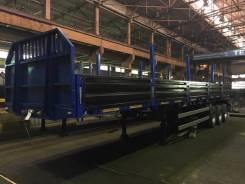 Техомs 983970. Бортовой полуприцеп от завода производителя в наличии, 30 000 кг.