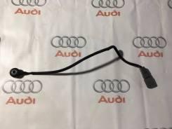Датчик детонации. Audi A5, 8T, 8TA Audi S Audi R8, 4S3, 4S9 Audi S5, 8T, 8T3, 8TA Двигатели: CALA, CSPA, CSPB, DKAA, DKAB