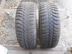 Bridgestone Ice Cruiser 5000. Зимние, шипованные, 2010 год, износ: 50%, 2 шт
