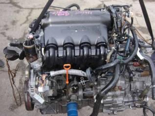 Двигатель в сборе. Honda: Mobilio, Airwave, Mobilio Spike, Fit, Partner L15A