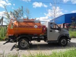 ГАЗ Газон Next. Автотопливозаправщик АТЗ-5,3 на шасси ГАЗон NEXT, 5,30куб. м.