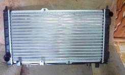 Радиатор охлаждения двигателя. Лада Гранта