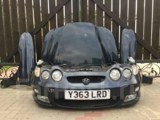 Ноускат. Hyundai Coupe