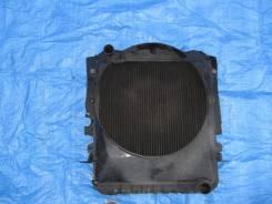 Радиатор охлаждения двигателя. Mazda Titan Двигатель SL