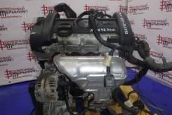 Двигатель в сборе. Volkswagen Polo, 9N, 9N3 Двигатель BUD