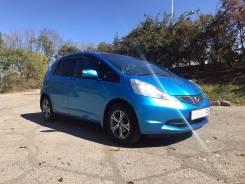 Honda Fit. вариатор, передний, 1.3 (100 л.с.), бензин