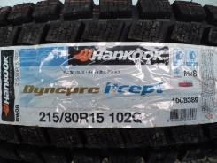 Hankook DynaPro i*cept RW08. Зимние, без шипов, 2018 год, без износа, 4 шт