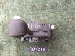 Рычаг переключения кпп. Toyota Allex, ZZE123 Toyota Corolla Fielder, ZZE123, ZZE123G