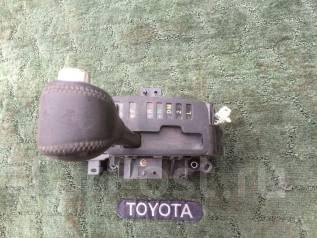 Селектор кпп. Toyota Corolla Fielder, ZZE123G, ZZE123 Toyota Allex, ZZE123