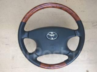 Руль. Toyota Mark II, JZX110 Двигатель 1JZGTE