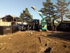 Монтаж установка септика под ключ устройство канализации в Уссурийске
