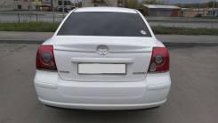 Спойлер. Toyota Avensis, AZT250L, AZT250W, AZT250