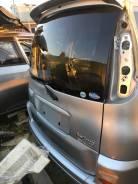 Дверь багажника. Toyota Funcargo, NCP25, NCP20, NCP21 Двигатели: 1NZFE, 2NZFE