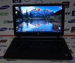 """HP 15. 15.6"""", 3,0ГГц, ОЗУ 6144 МБ, диск 750 Гб, WiFi, Bluetooth, аккумулятор на 2 ч."""