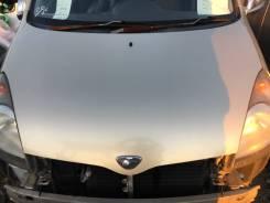 Капот. Toyota Funcargo, NCP21, NCP20, NCP25 Двигатели: 1NZFE, 2NZFE