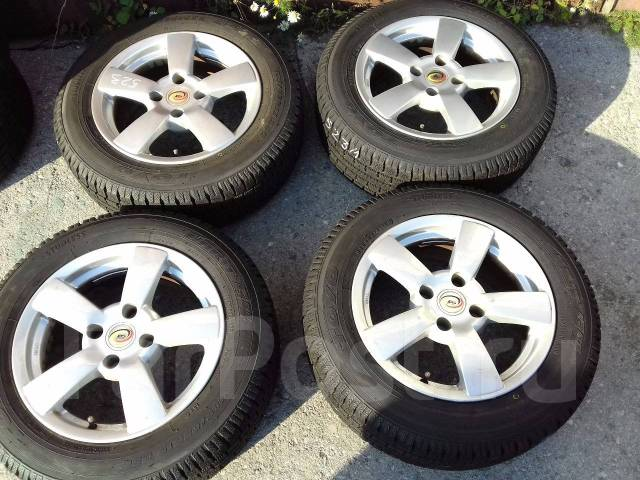 Kosei Grand Infest D5. 6.5x15, 4x108.00, ET20, ЦО 64,0 мм.