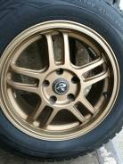 "Advan Racing. 6.5x16"", 5x114.30, ET38, ЦО 73,1 мм."