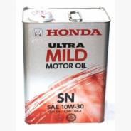 Honda Ultra Mild. Вязкость 10W-30. Под заказ