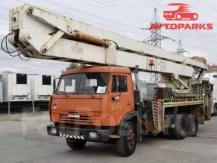 КамАЗ АГП-28. АГП 28 на шасси Камаз 532150, 10 850куб. см., 28м.