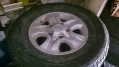 Комплект зимних шипованых колес R17 285/65 С Ленд Круйзер. x17 5x100.00