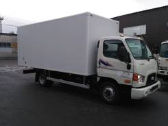 Hyundai HD, 2017. Hyundai Hd-78 c изотермическим фургоном, 3 907 куб. см., 4 000 кг.