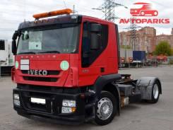 Iveco Stralis. Седельный тягач AT440s45T, 10 308 куб. см., 11 500 кг.