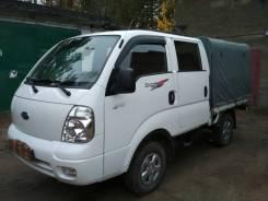 Kia Bongo. Продается грузовик kia bongo 3, 2 700 куб. см., 1 000 кг.