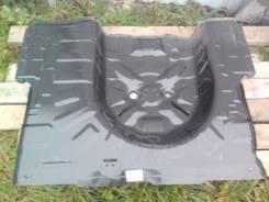 Панель пола багажника. Kia Rio Hyundai Solaris